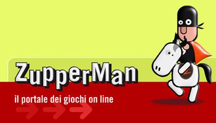 Zupperman Giochi Online