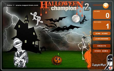 Halloween Champion 2