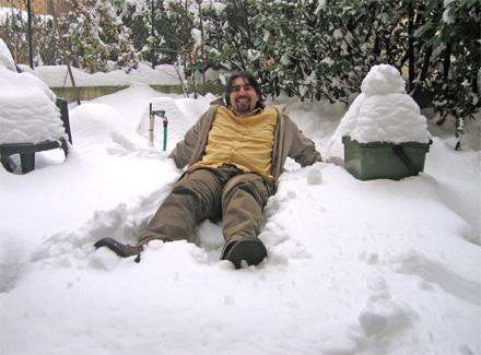Nevicata del 21 dicembre 2009