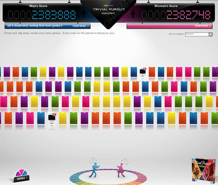 Trivial Pursuit Online